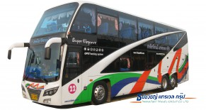 Standard Double Decker TW022